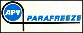 APV Parafreeze Parts
